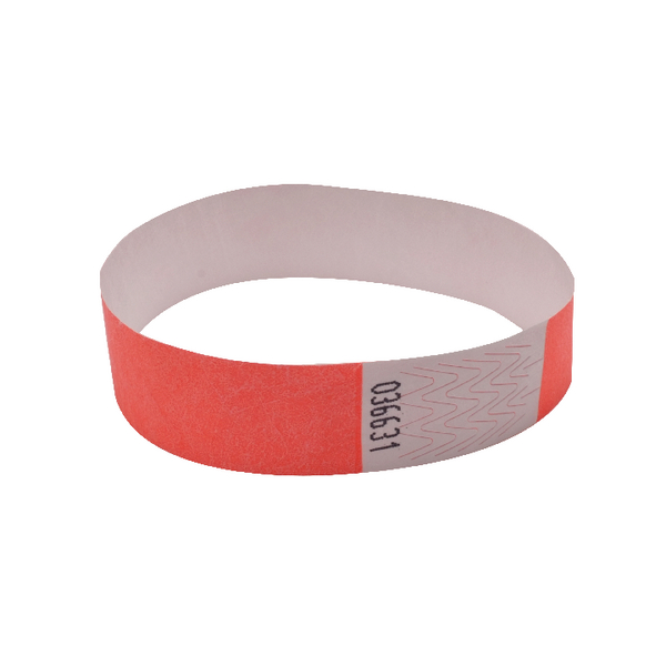 Announce Wrist Bands 19mm Coral AA01833 | AA01833