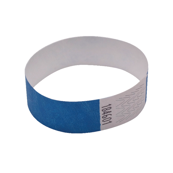 Announce Wrist Bands 19mm Blue AA01835 | AA01835