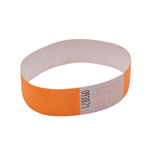 Announce Wrist Bands 19mm Orange AA01836 | AA01836