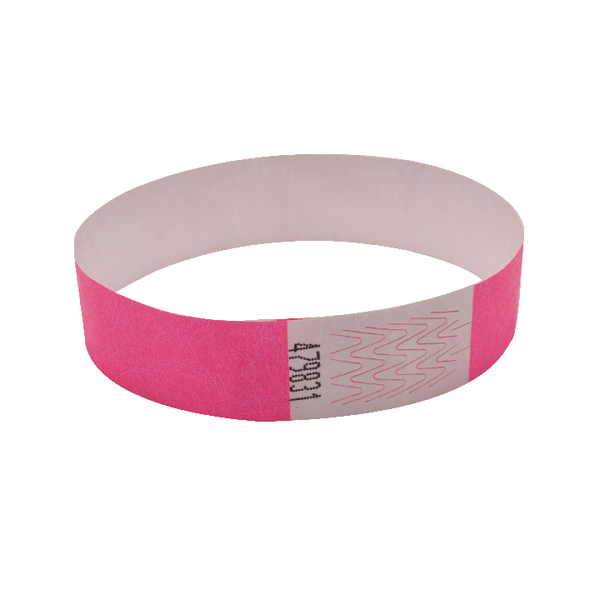 Announce Wrist Bands 19mm Pink AA01837 | AA01837