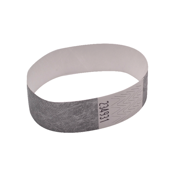 Announce Wrist Bands 19mm Silver AA01838 | AA01838