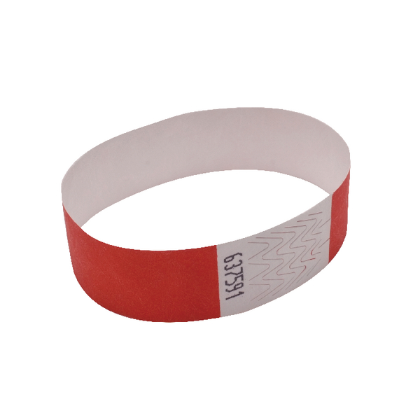 Announce Wrist Bands 19mm Warm Red AA01839 | AA01839