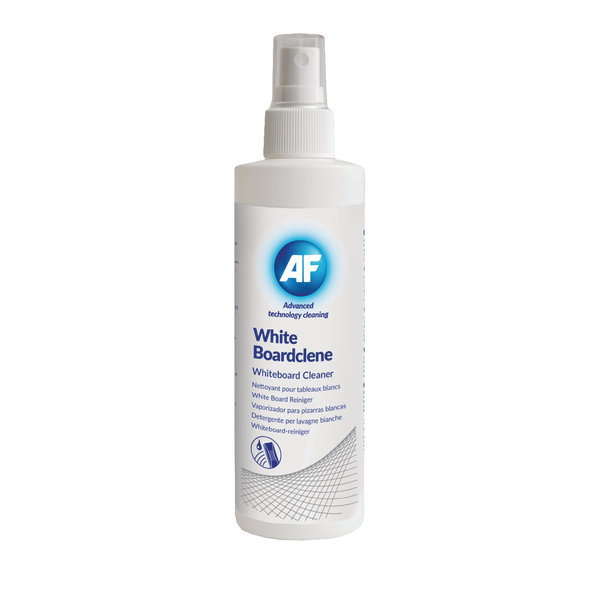AF Whiteboard Clene Pump Spray 250ml ABCL250 | AFI50191