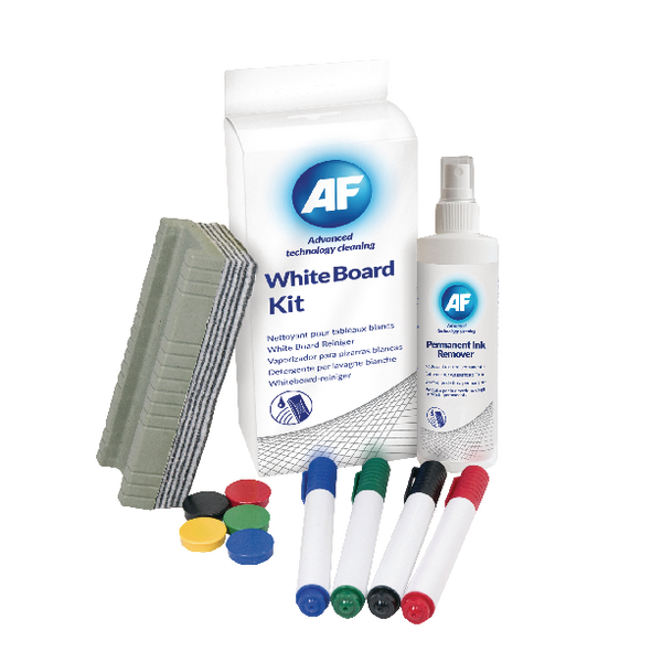 AF White Boardclene Kit AWBlack 000 | AFI50517