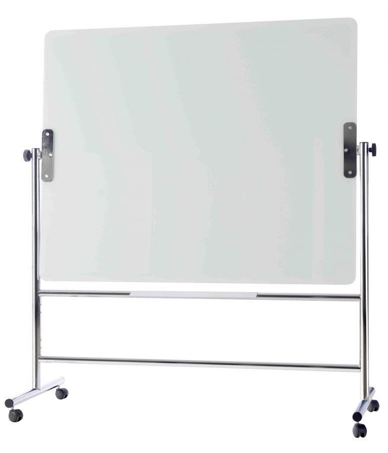 Bi-Office Revolving Glass Board 1200 x 900mm GQR0350 – BQ10698