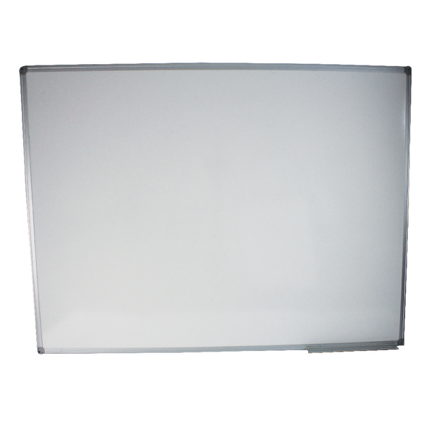 Bi-Office Earth-It Aluminium Frame Drywipe Board 1200x900mm MA0500790 | BQ11509