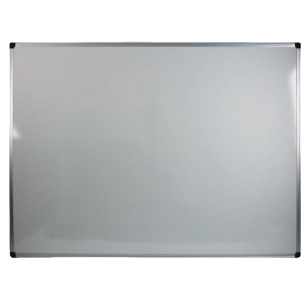 Bi-Office Aluminium Trim Drywipe Board 1200x900mm MB0512170 | BQ11512