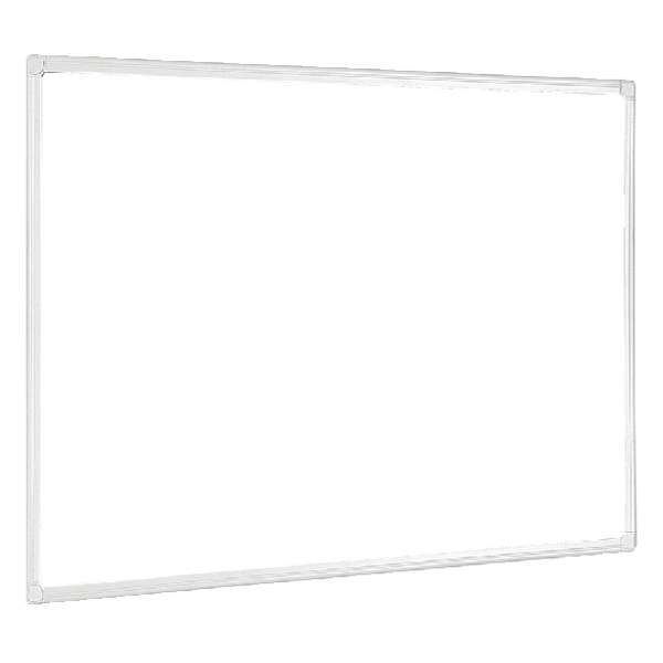Bi-Office Anti-Microbial Maya Whiteboard 1200x900mm BMA0507226 | BQ11572