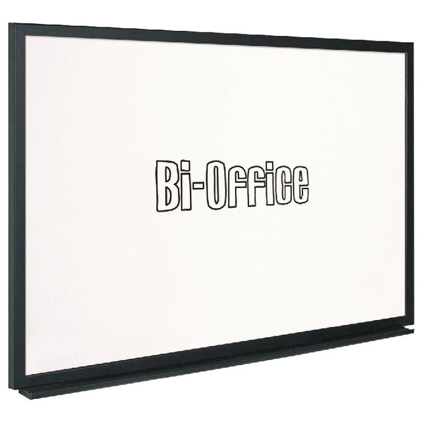 Bi-Office Whiteboard 900x600mm Black Frame MB0700169 | BQ46016