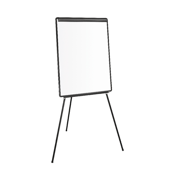 Bi-Office White A1 Easy Flipchart Easel EA4600046 | BQ50000