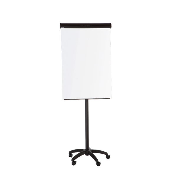 Bi-Office Frameless Mobile Magnetic Flipchart Easel 900x600mm EA6700115 | BQ50670