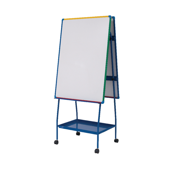 Bi-Office Schoolmate Creation Station Easel and Multivision Drawing Pad EA49145026 | BQ50936