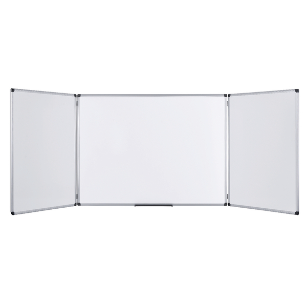 Bi-Office Trio Magnetic Whiteboard 1200x900mm TR02020509170 | BQ51207