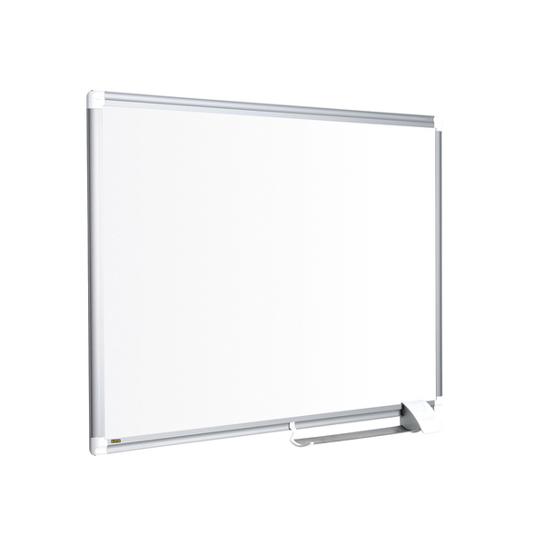 Bi-Office Magnetic Enamel Board 900 x 600mm CR0601830 | BQ54167