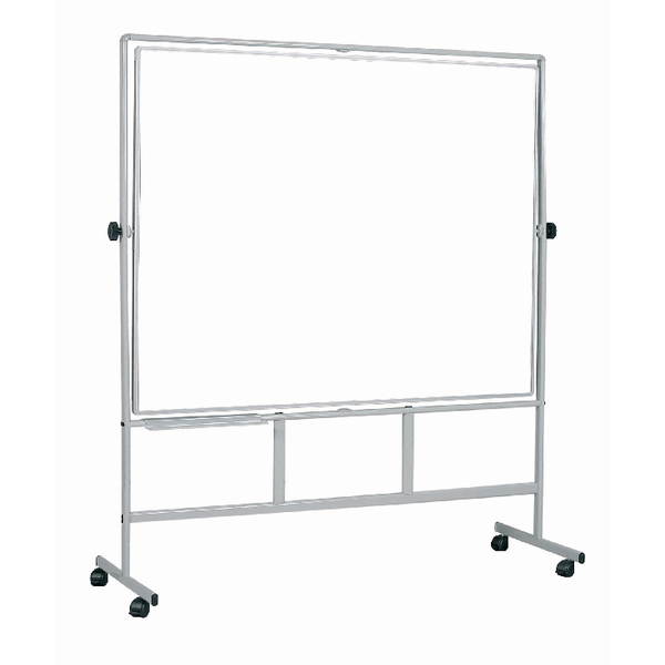 Bi-Office Grey Revolver Non-Magnetic Board 1200x900mm BQ81796 | BQ81796
