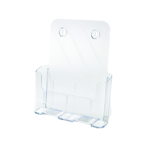 Deflecto A4 Clear Literature Holder 77001 | DF77001