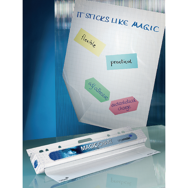 Legamaster Magic Chart Gridded White 1590-00 | ED04491