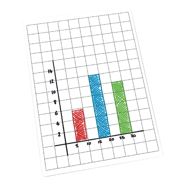 Contract Whiteboard Gridded WBG30 | EG60490