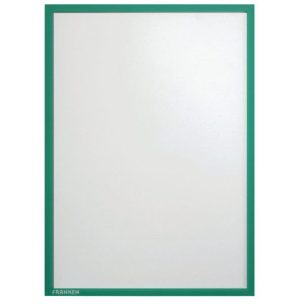 Franken Document A4 Holder Green ITSA4M 02 | FA18969