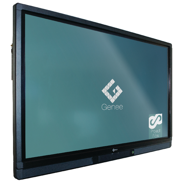 Genee World G-Touch Deluxe 80 inch Touchscreen | GW41085