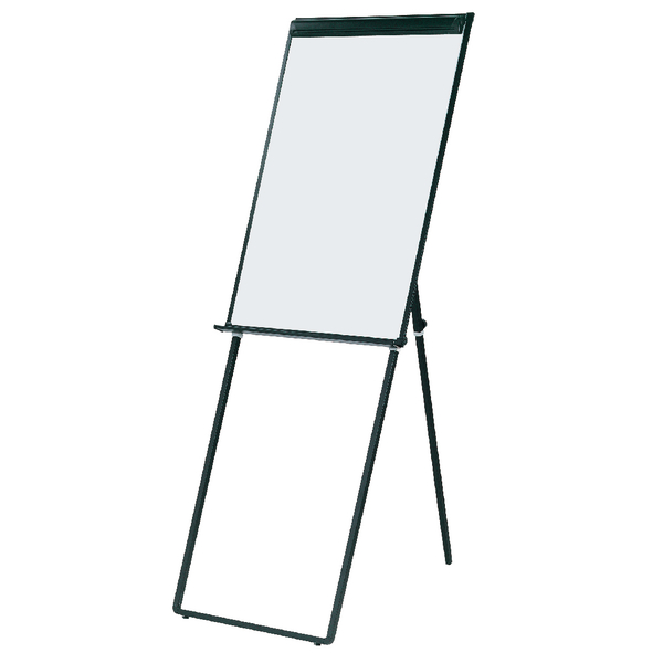 Q-Connect Deluxe Magnetic Flipchart Easel KF01775 | KF01775