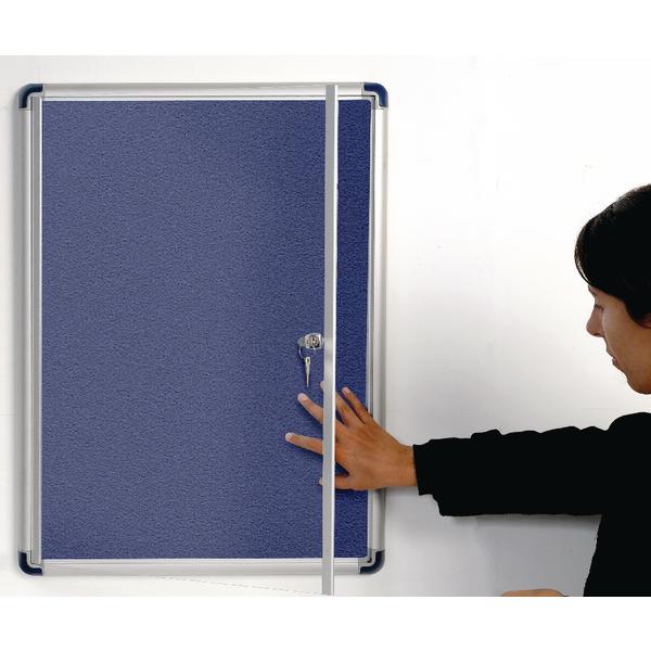 Q-Connect Internal Display Case 900x1200mm VT050107690   KF11137