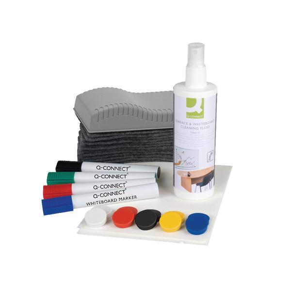 Q-Connect Whiteboard Starter Kit   KF32153