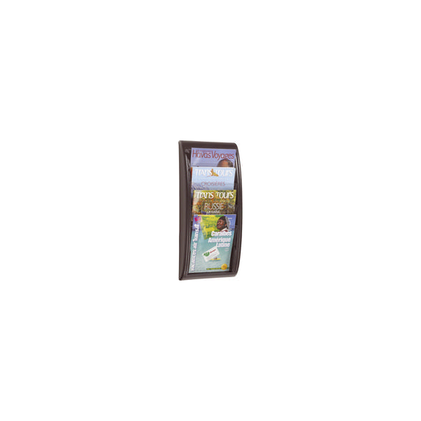 Fast Paper Black Quick Fit A4 Wall Display System F406101 | MF20367
