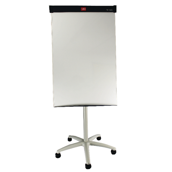 Nobo Dark Blue Barracuda Mobile Flipchart/Drywipe Easel 1902386 | NB25017