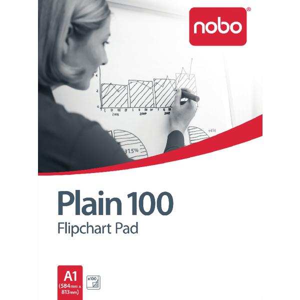 Nobo 100 A1 Flipchart Pad 34633681 | NB33681
