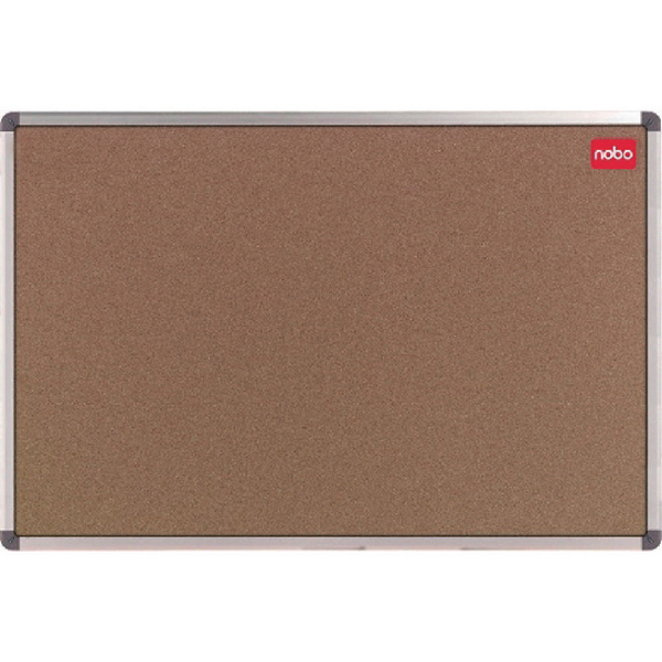 Nobo Cork Classic Noticeboard With Wall Fixing Kit 1800x1200mm 36739002 | NB39002