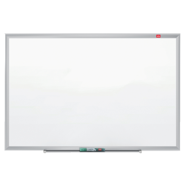 Nobo Nano Clean Magnetic Steel Whiteboard 900x600mm 1905167 | NB50187