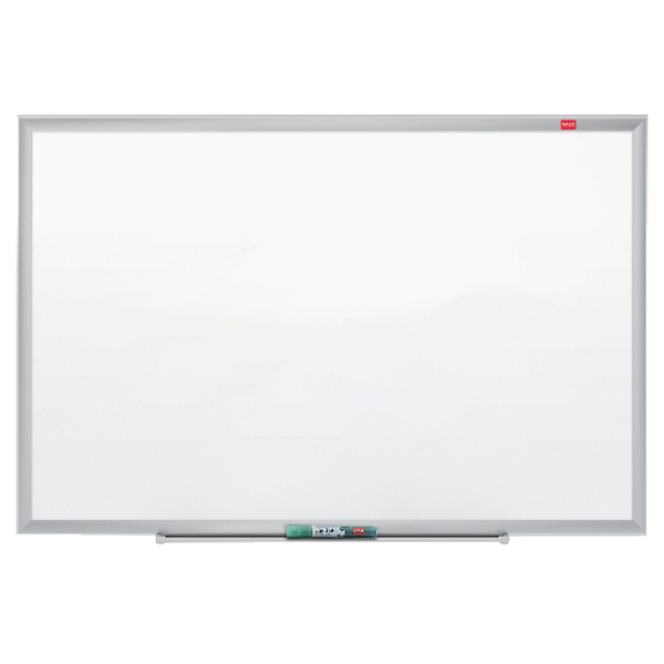 Nobo Nano Clean Magnetic Steel Whiteboard 1200x900mm 1905168 | NB50188