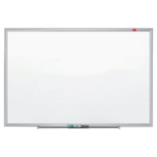 Nobo Nano Clean Magnetic Steel Whiteboard 1800x1200mm 1905171 | NB50191