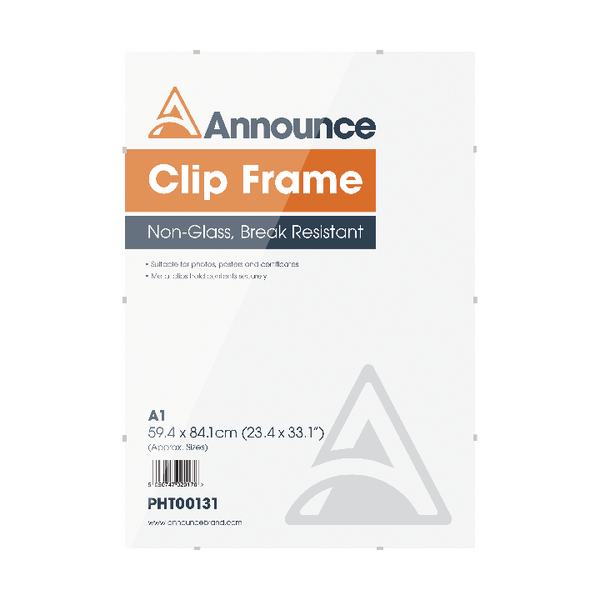 Announce A1 Clip Frame PHT00131 | PHT00131