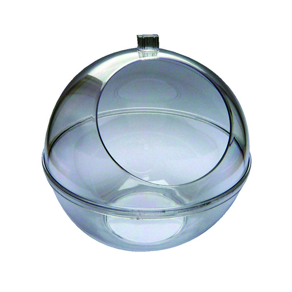 Indesign Clear Display Sphere DD389 | PS50001