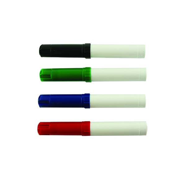 Assorted Flipchart Markers (Pack of 4) WX01551 | WX01551